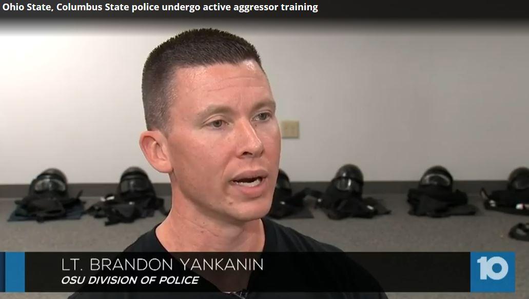 Image of Police Training