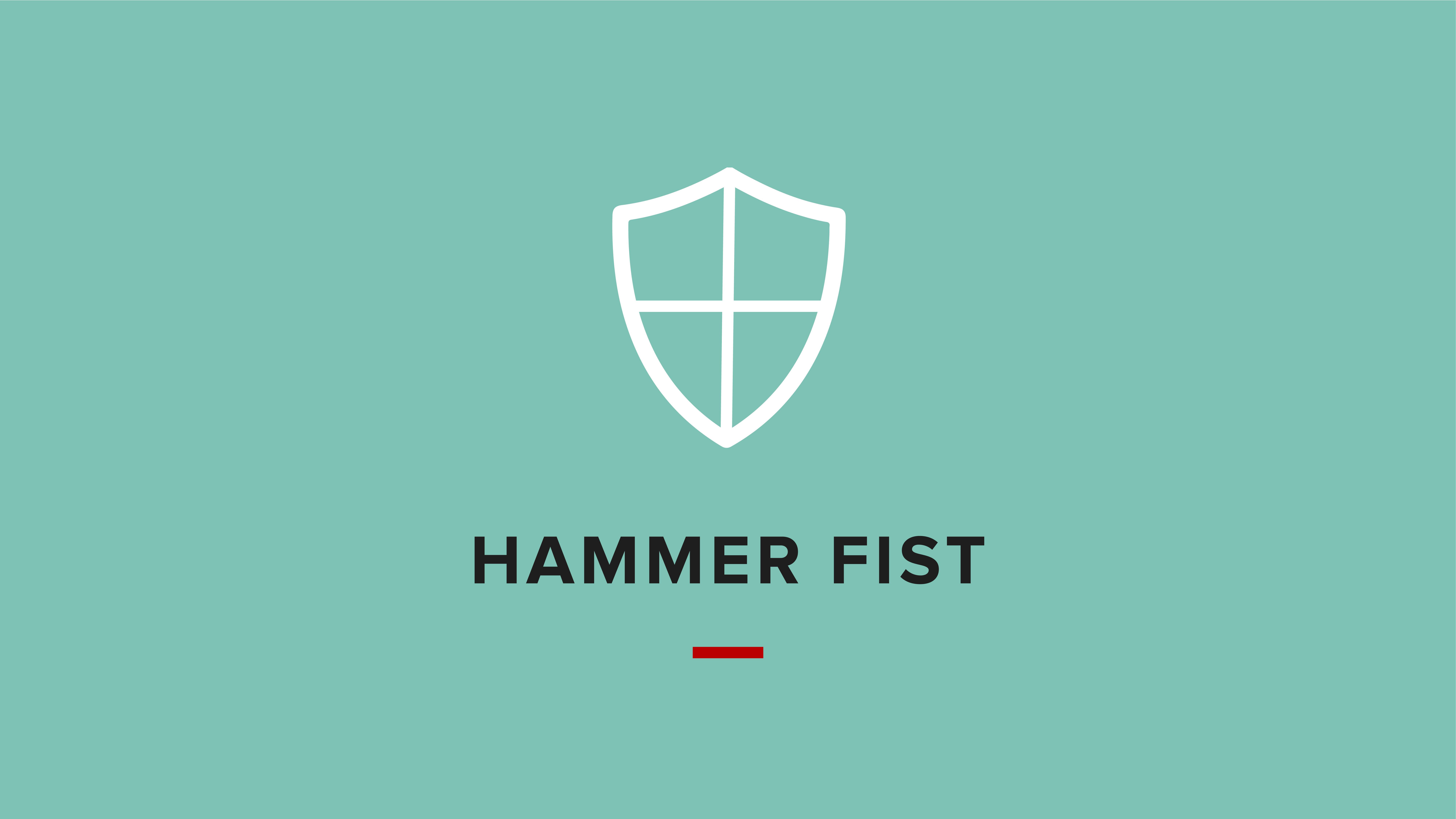 Icon for hammar fist self defense video