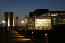image of campus and RPAC