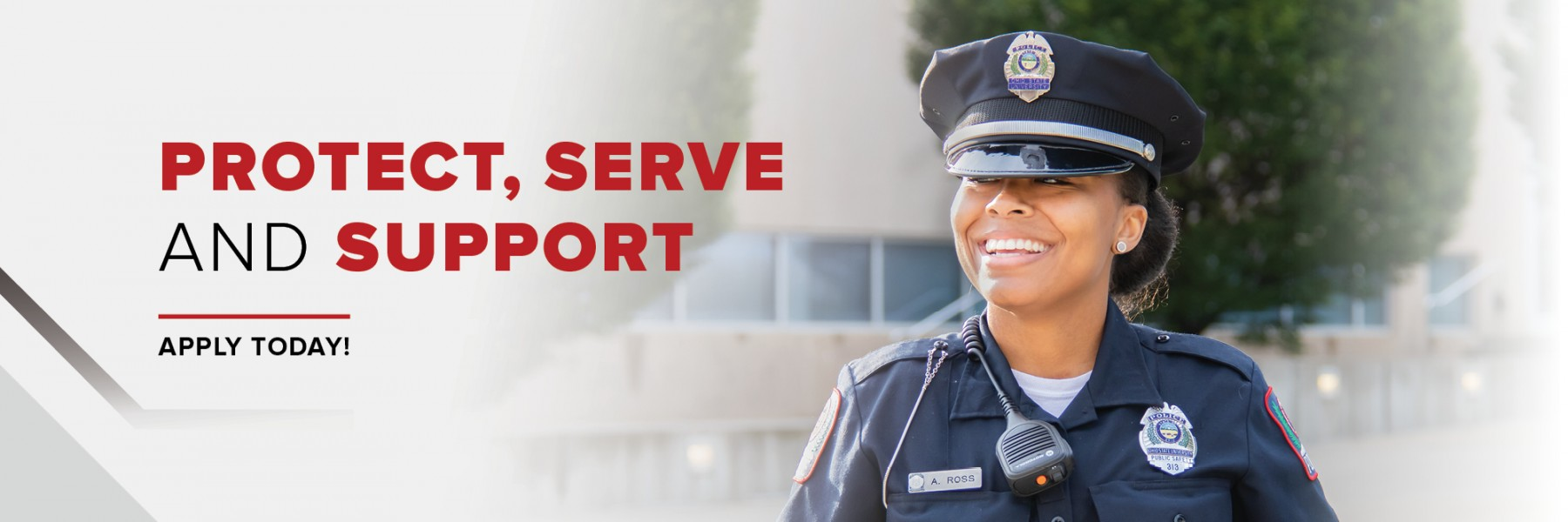 Help us protect, serve and support our community at Ohio State.