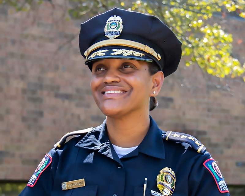 Chief Kimberly Spears-McNatt